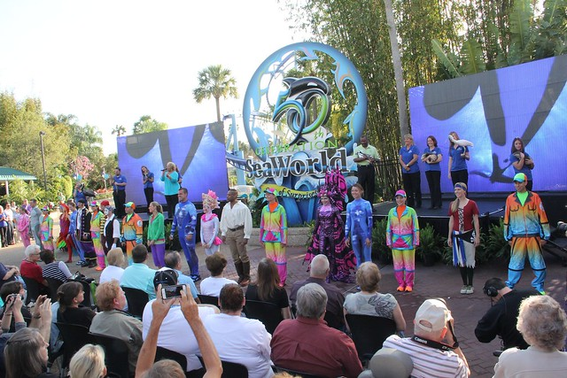 SeaWorld 50th Anniversary Celebration in Orlando