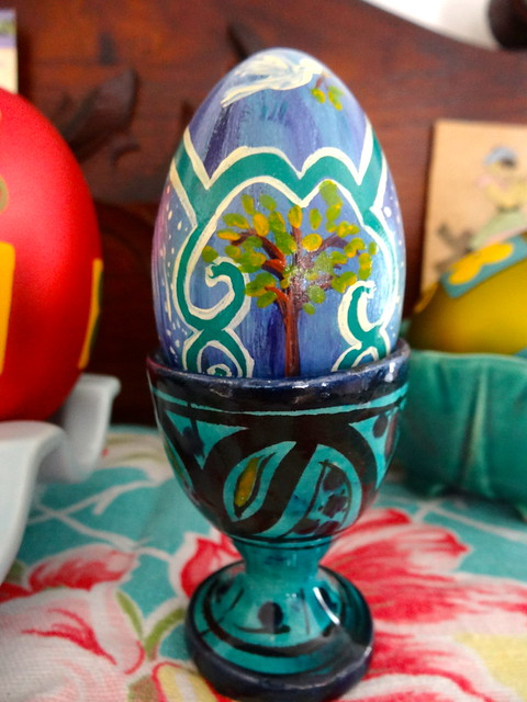 Olivia's egg