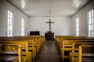 Palmer Chapel Interior