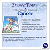 Daily  Cancer ZodiacTarot! tarot card for Thursday April 17th by iFate.com