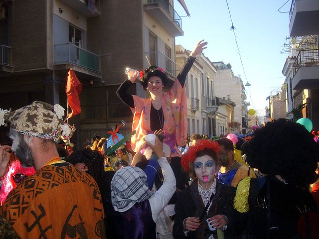 Metaxourgeio Carnival 2012