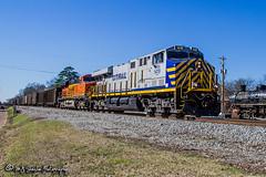 CREX 1419   GE ES44AC   NS Memphis District