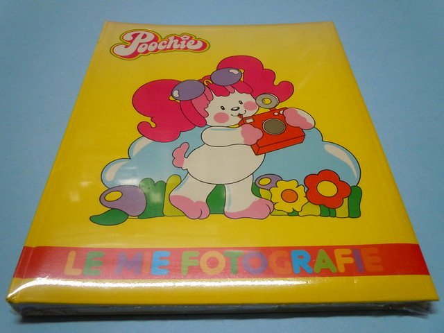 Poochie Mattel 1987 Sealed Photo Album