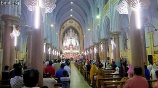Our Lady of Dolours Basilica Thrissur Thirunal 3