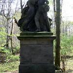 """""""Die glückliche Heimkehr des Kriegers"""" im Berliner Tiergarten (1)"""