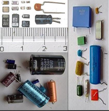 Chương I: Tụ điện là gì? năng lượng điện trường của tụ điện
