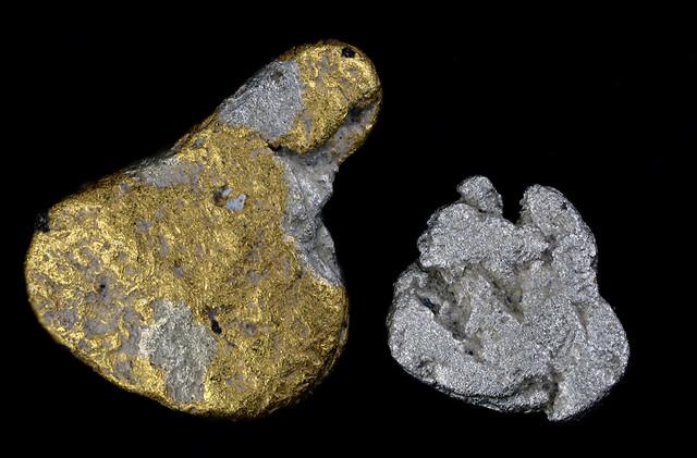 金水銀鉱  Aurihydrargyrumite