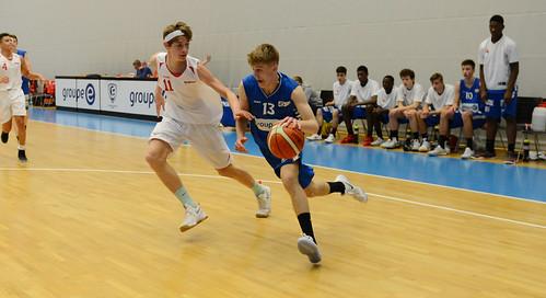 Grande Finale Fribourg Académie U16m -  Swiss Central Basket 7