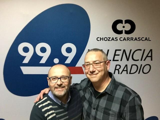 Chozas Carrascal Todo irá bien Paco Cremades La Música de su Vida Las 5 de Jesús Gabaldón