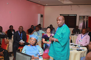 Engaging at the 4th National innovation platform meeting ACGG Nigeria