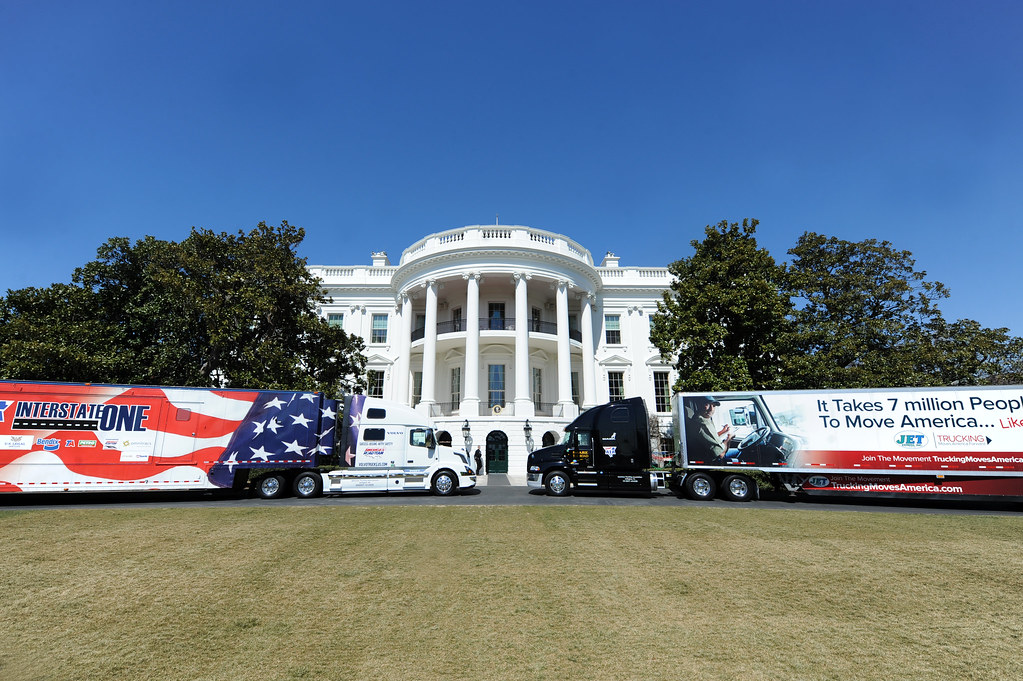Truckers With Trump Meeting Held March 23, 2017