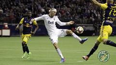 Brek Shea vs Red Bulls