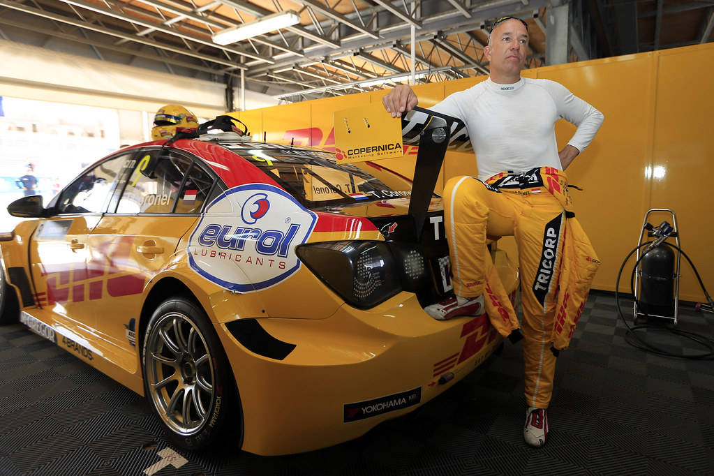 CORONEL Tom (ned) Chevrolet RML Cruze team ROAL Motorsport ambiance portrait during the 2017 FIA WTCC World Touring Car Race of Morocco at Marrakech, from April 7 to 9 - Photo Paulo Maria / DPPI