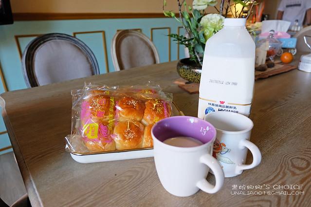 台南沐光之城早餐