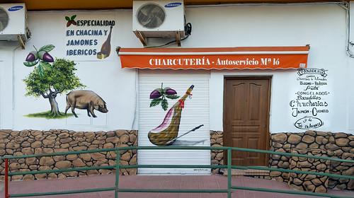 Graffiti Charcuteria Mariló