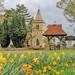 All Saint's Church Kirby-on-the-Moor