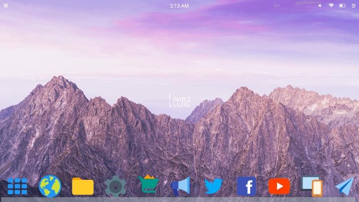 Hướng dẫn tạo giao diện máy tính cho điện thoại Android - Đem giao diện Windows lên điện thoại