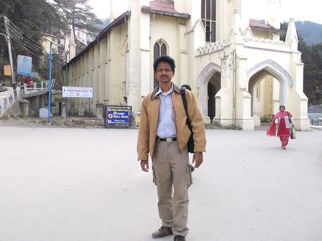 Christ Church, Shimla-12, Fujifilm FinePix AX500