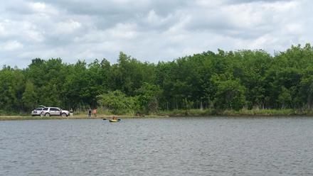 Spillway Kayaking