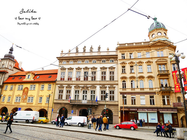 Prague Lesser Town捷克布拉格小區小城 (32)