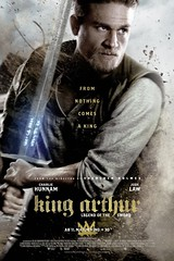 Kral Arthur: Kilic Efsanesi - King Arthur: Legend of the Sword ( 2017 )