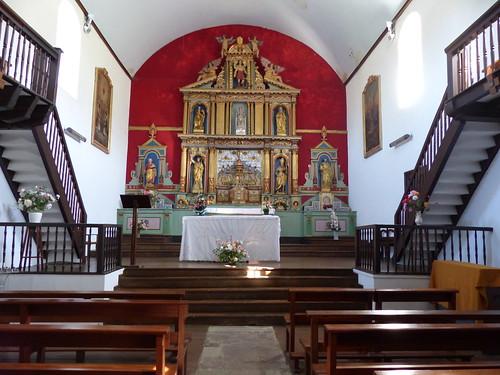 Eznazu, Aldudes, Pyrénées-Atlantiques: chapelle de l'Assomption