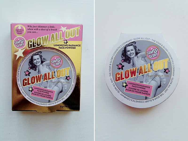 Soap and Glory Glow All Out 1