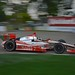 Sebastien Bourdais on track at Belle Isle