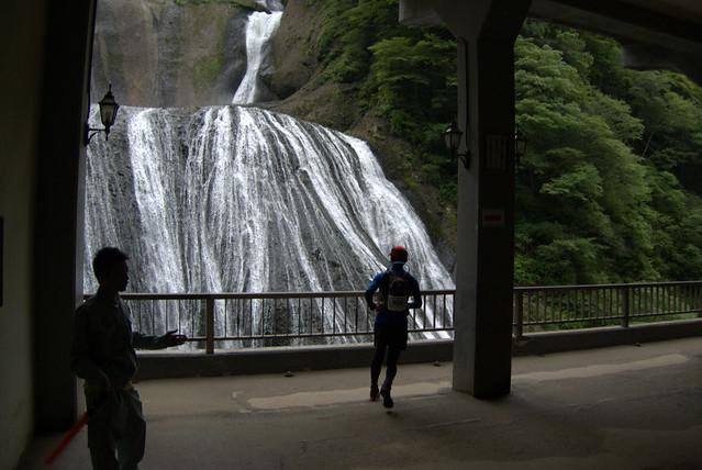 マイナスイオン満載♪袋田の滝