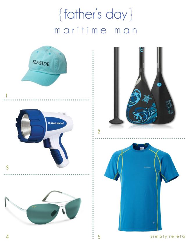 maritime man