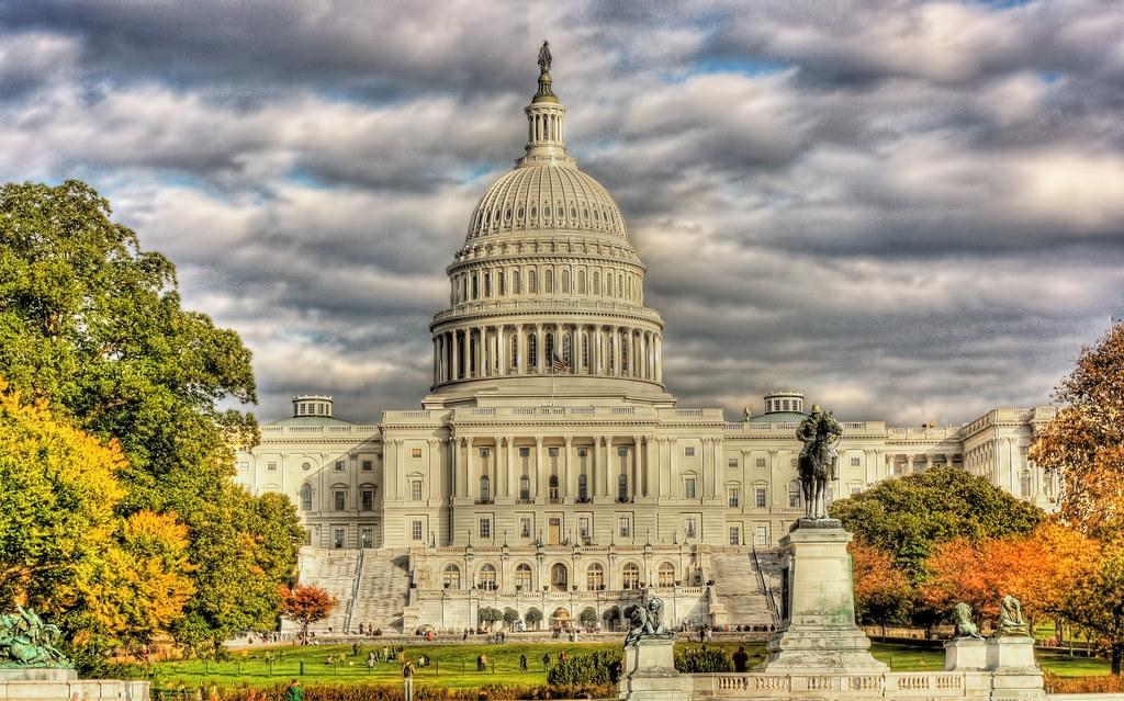 Washington D.C. - United States Capitol 12
