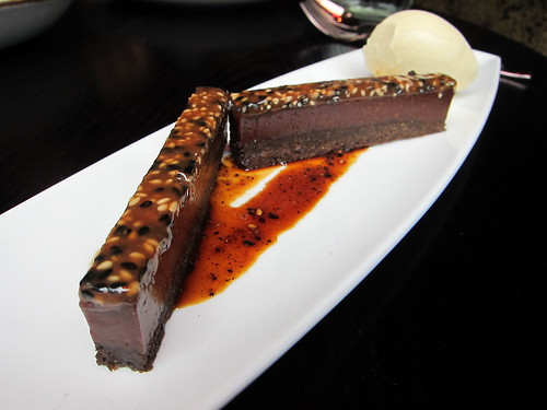 Buddha-Bar - salted caramel and sesame