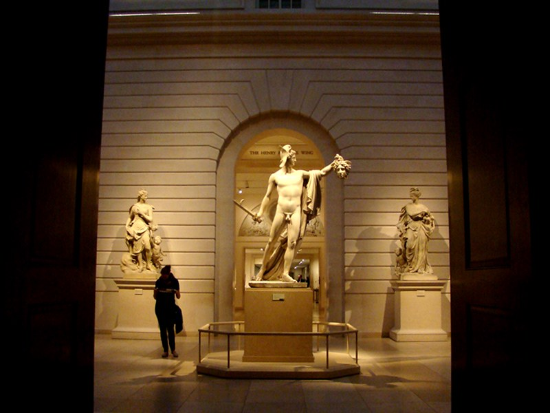 The Met European Sculpture and Decorative Arts