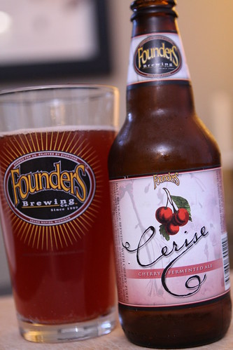 Founders Brewing Co. Cerise