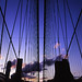 Brooklyn Bridge by mikahsupageek