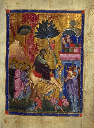 012- Entrada en Jerusalem-W.539.174R-Walters Art Museum