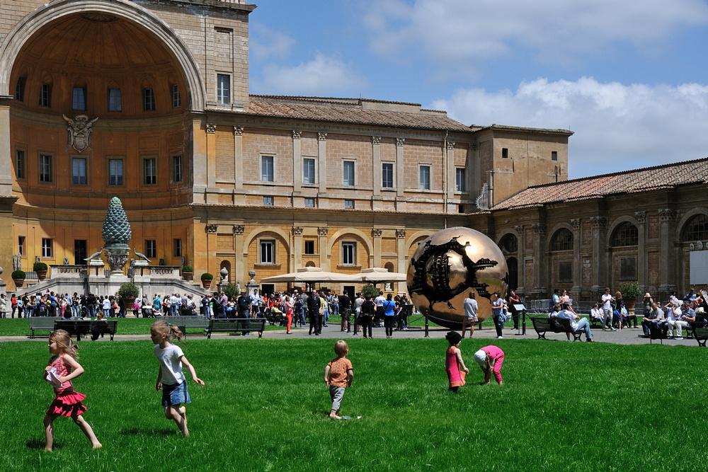 vaticano (8766r) - Tout autour de la terre