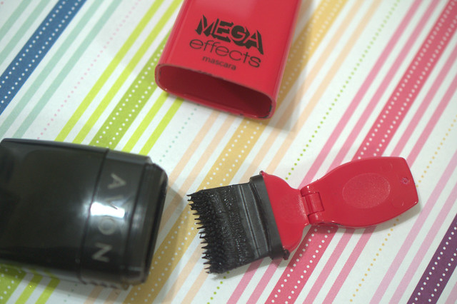 Avon Mega Effects Mascara-4