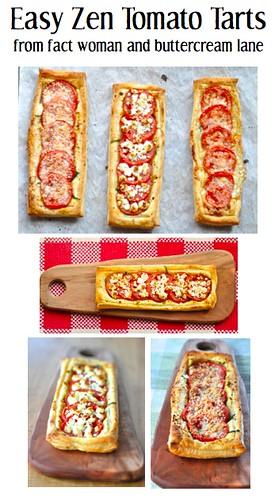 Zen Tomato Tarts