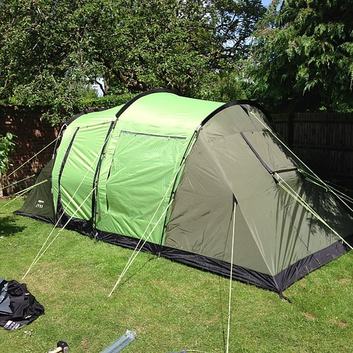 Tent Done