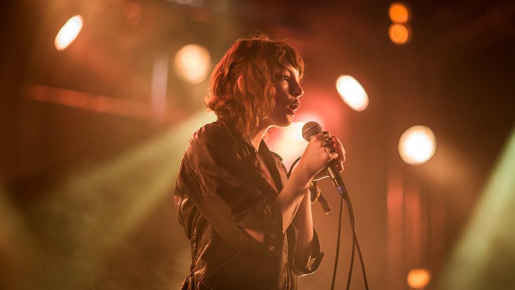 Chvrches, Hovefestivalen 2013