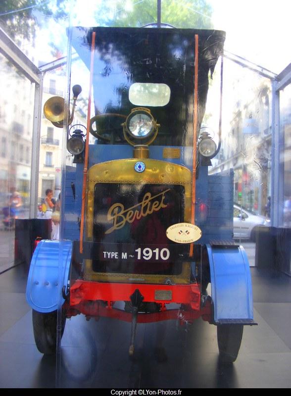 Camion+Berliet+1910+patrimoine