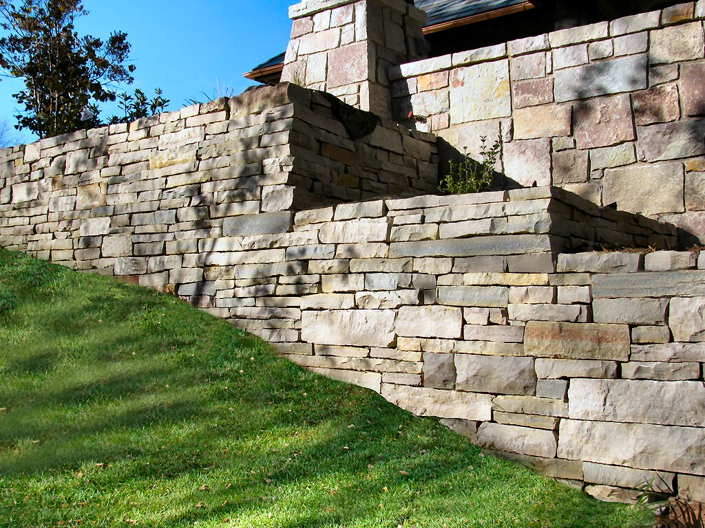 retaining walls projects hedberg landscape and masonry supplies
