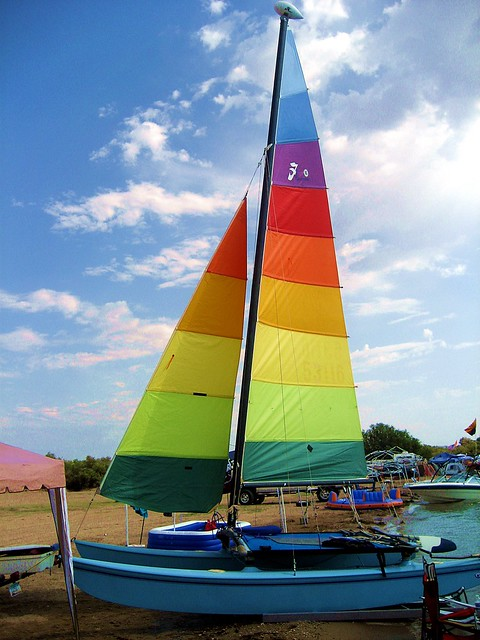 Hobie Forums • View topic - My 1979 Hobie i have been restoreing