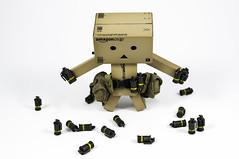 Grenade Overdose