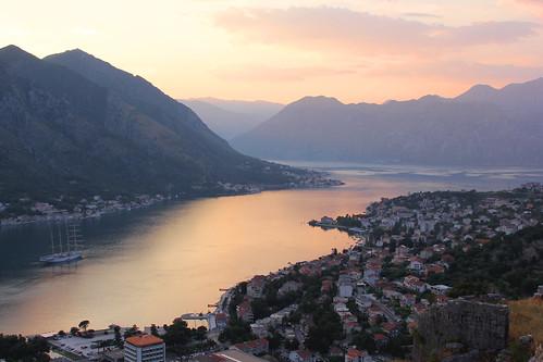 sea montenegro kotor
