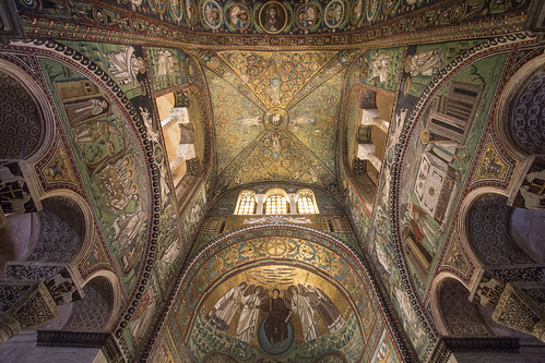 Mosaic Paradise of San Vitale