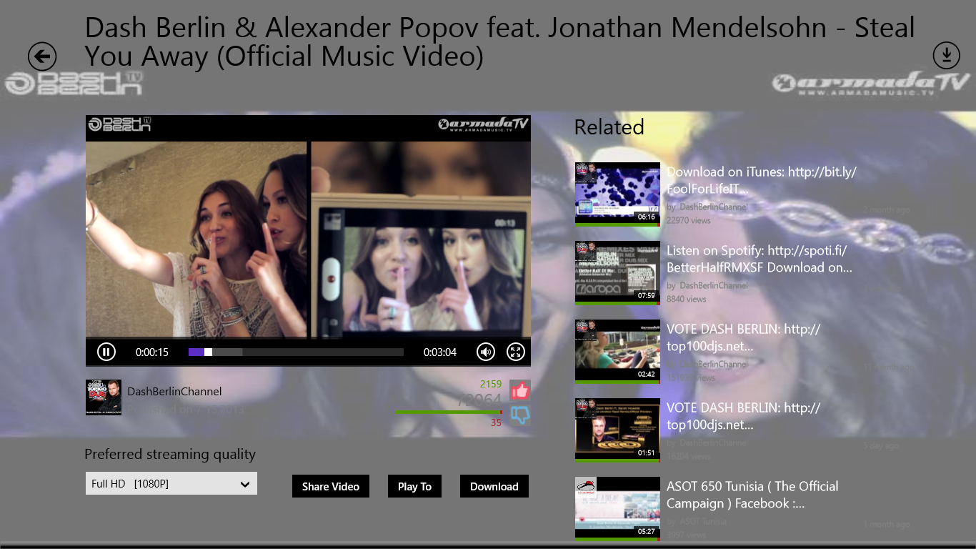 [Free App] YouTube Downloader (HD)   Windows 8, RT ...