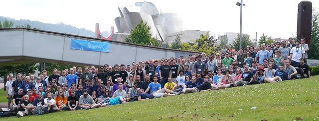 Akademy Group Photo