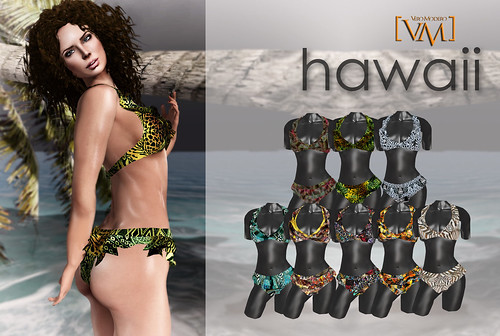 [VM] VERO MODERO Hawaii Bikinies All Pattern